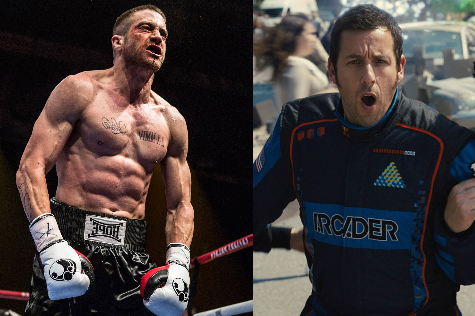 Fall Out Boy Game Wallpaper Gyllenhaal S Southpaw Lands Punch Drunk Ko On Sandler S