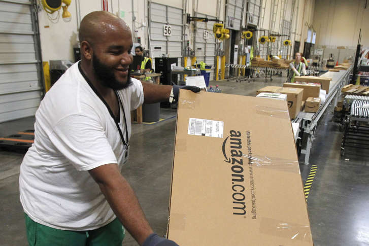Amazon to open 4th Va distribution center, add 1K jobs WTOP