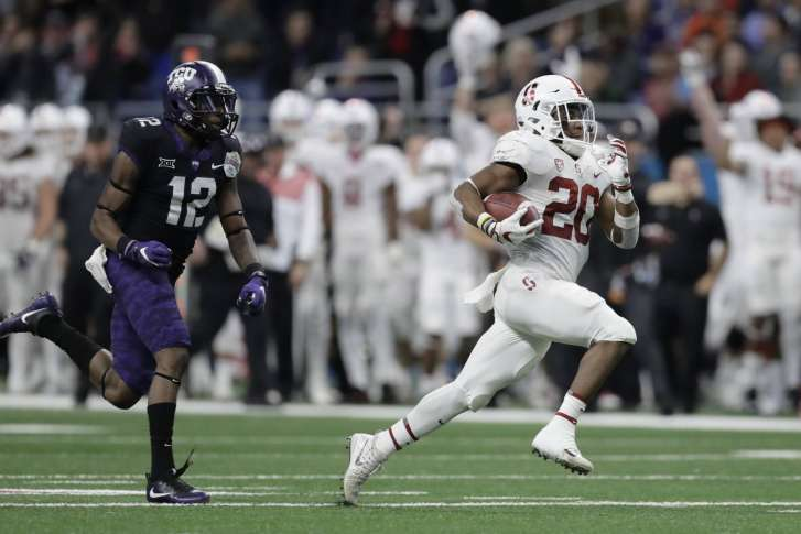 Stanford\u0027s future could hinge on Bryce Love\u0027s draft decision WTOP