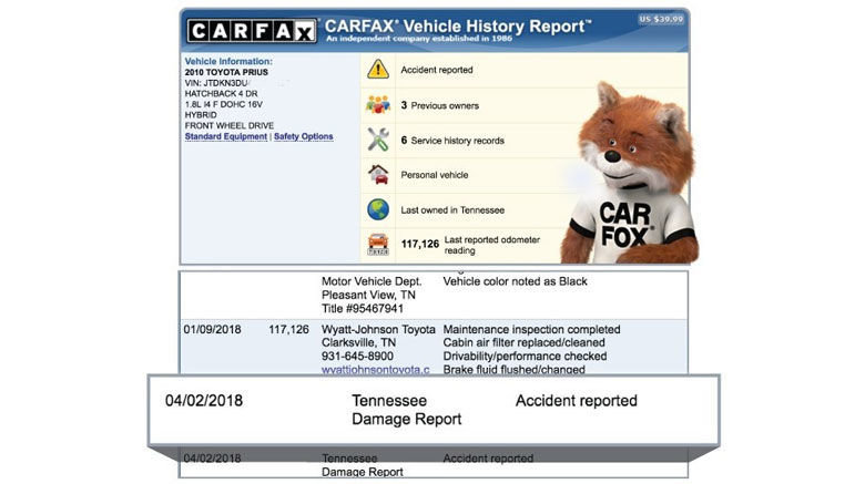 Va-based Carfax going strong with 20 billion records in database WTOP