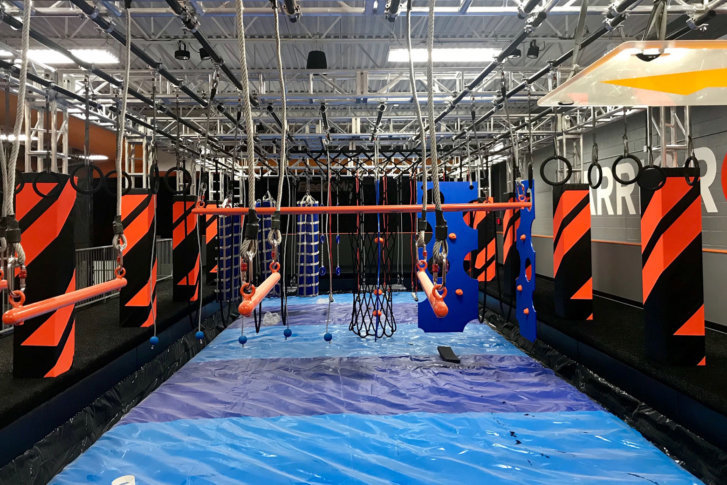 Sterling gets a Sky Zone trampoline park WTOP