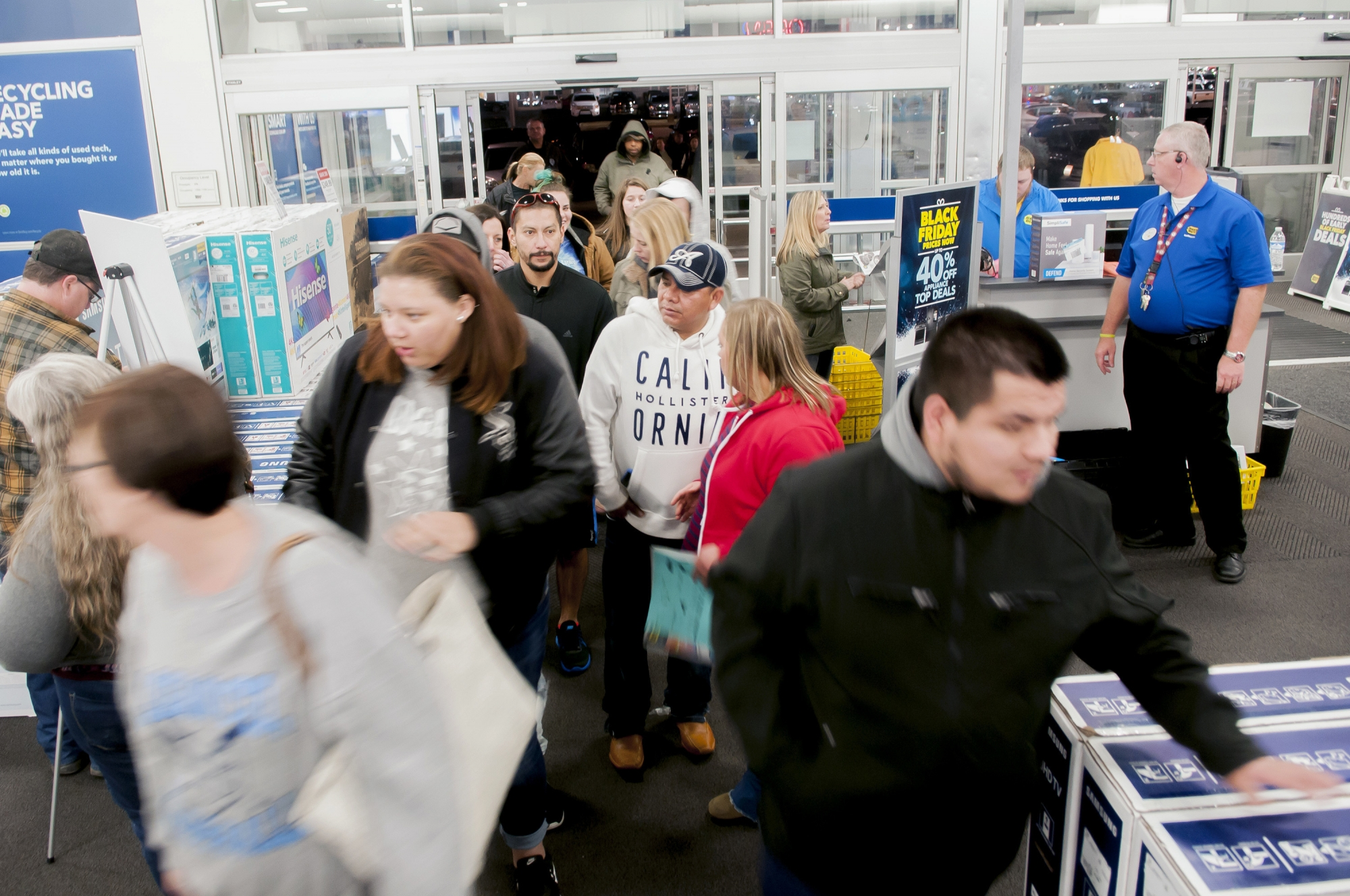 Black Friday Shop Where To Shop What To Buy On Black Friday Wtop