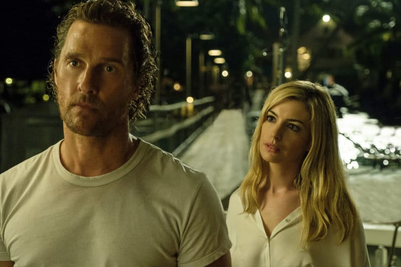 Movie Review Star-studded tropical thriller \u0027Serenity\u0027 sunk by a