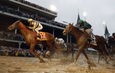 Derby winner Country House out of Preakness due to illness | WTOP