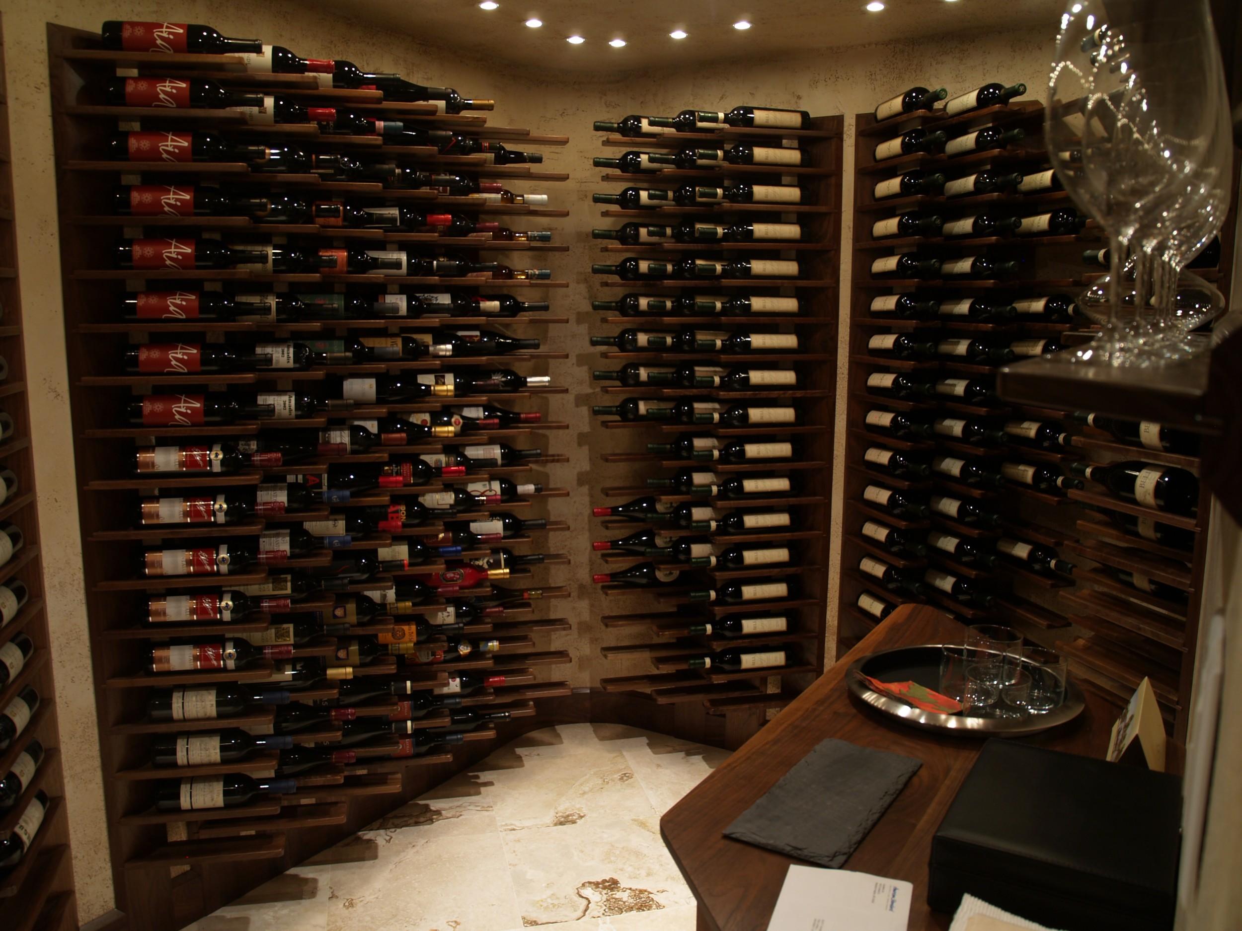 Woodworking Plans Diy Wine Cellar Rack Plans Pdf Plans