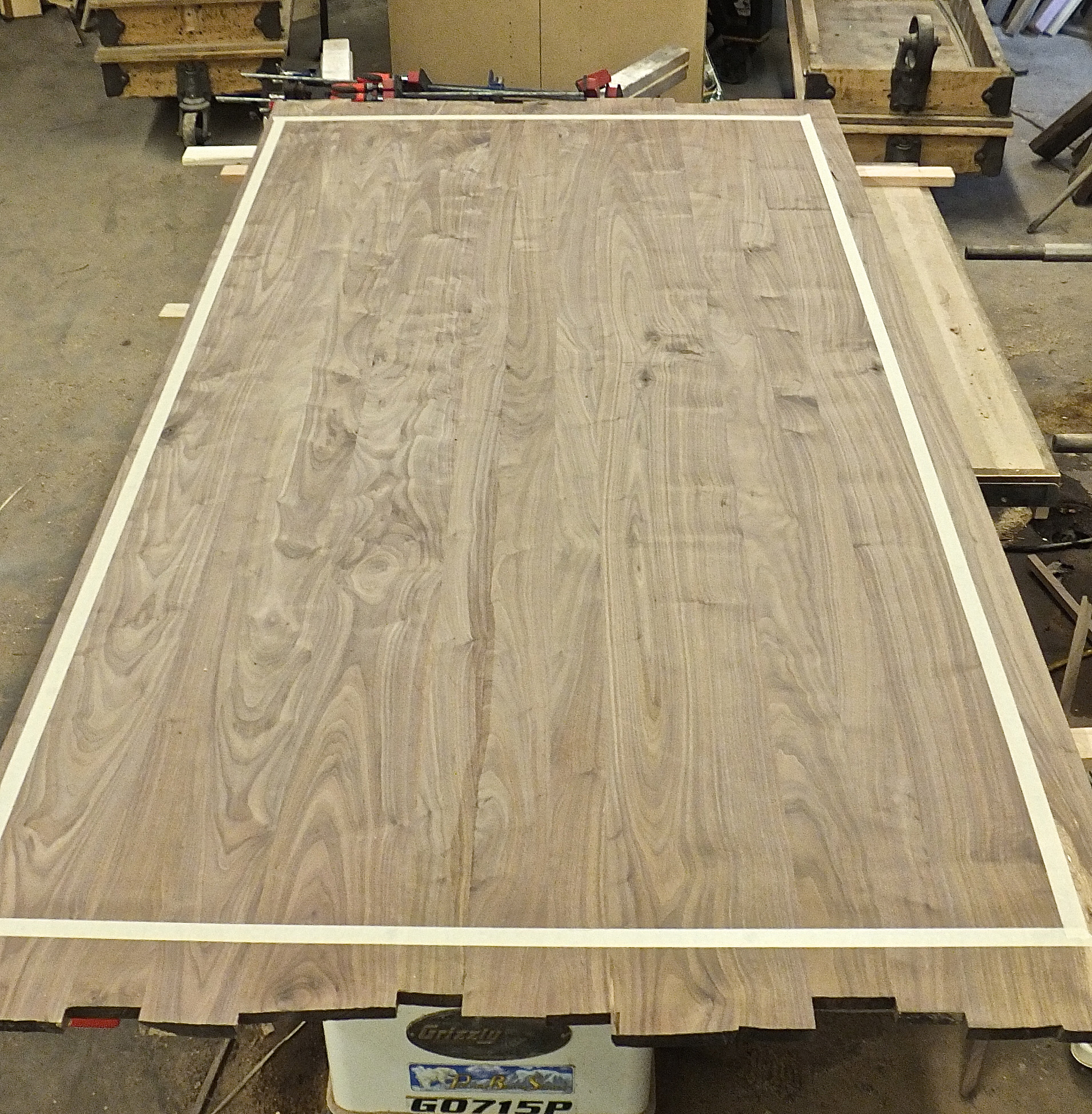How To Make A Thick Countertop Out Of Thin Wood Wunderwoods