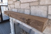 How to Install a Wood Fireplace Mantel (Mantle) | WunderWoods