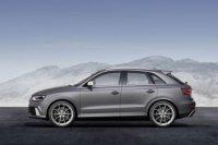 Audi RS Q3 - Standaufnahme des Audi RS Q3 Farbe ...
