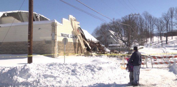 Owner of Waynesboro Bowling Alley Says Business at a Total Loss