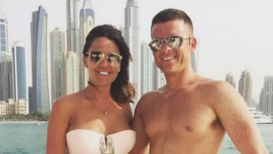 Photo of Danielle Lloyd puts Jamie O'Hara drama behind her as she says yes to the dress