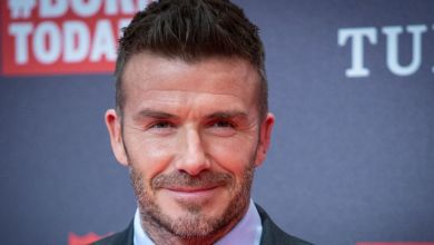 Photo of David Beckham's picture of daughter sparks fierce debate