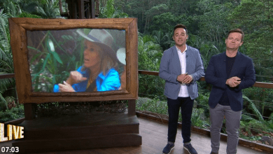 Photo of I'm a Celebrity host Declan Donnelly tells concerned fans exactly how he hurt his arm
