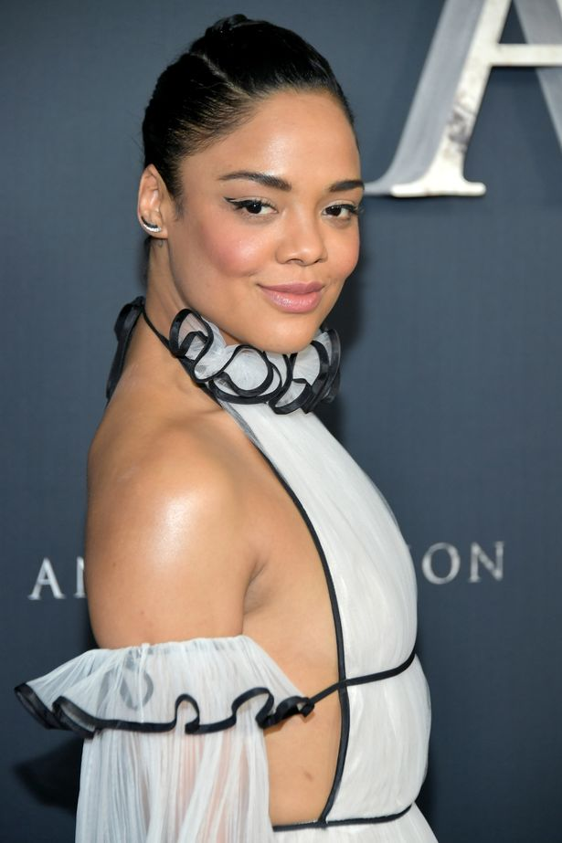 Tessa Thompson is up for the EE Rising Star Award