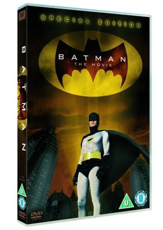 Batman - The Movie [1966] [DVD]
