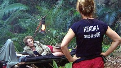 Photo of Crissy Rock has her say on I'm A Celebrity's bust up between Edwina Currie and former Playboy girl Kendra