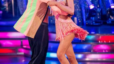 Photo of Strictly stars Abbey and Ashley live to dance another day