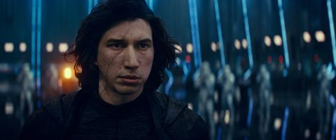 Star Wars: The Rise of Skywalker, Adam Driver as Kylo Ren