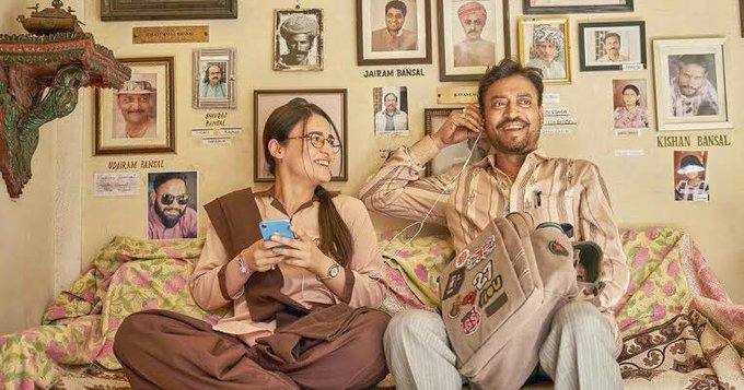 Photo of Movie Assessment – Irrfan's movie makes English medium in addition to laughs!