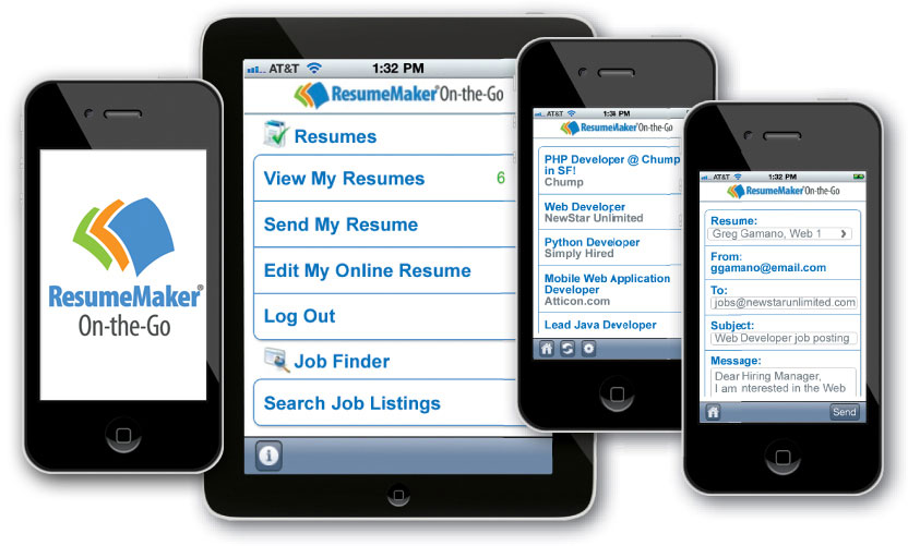 ResumeMaker® Professional 180 - Write a Better Resume Get a Better