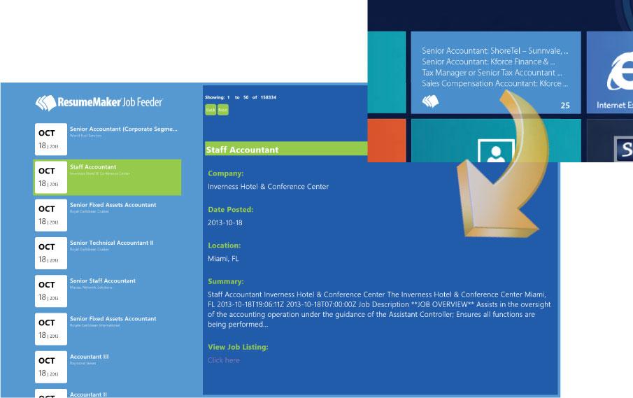ResumeMaker® Professional 180 - Write a Better Resume Get a Better