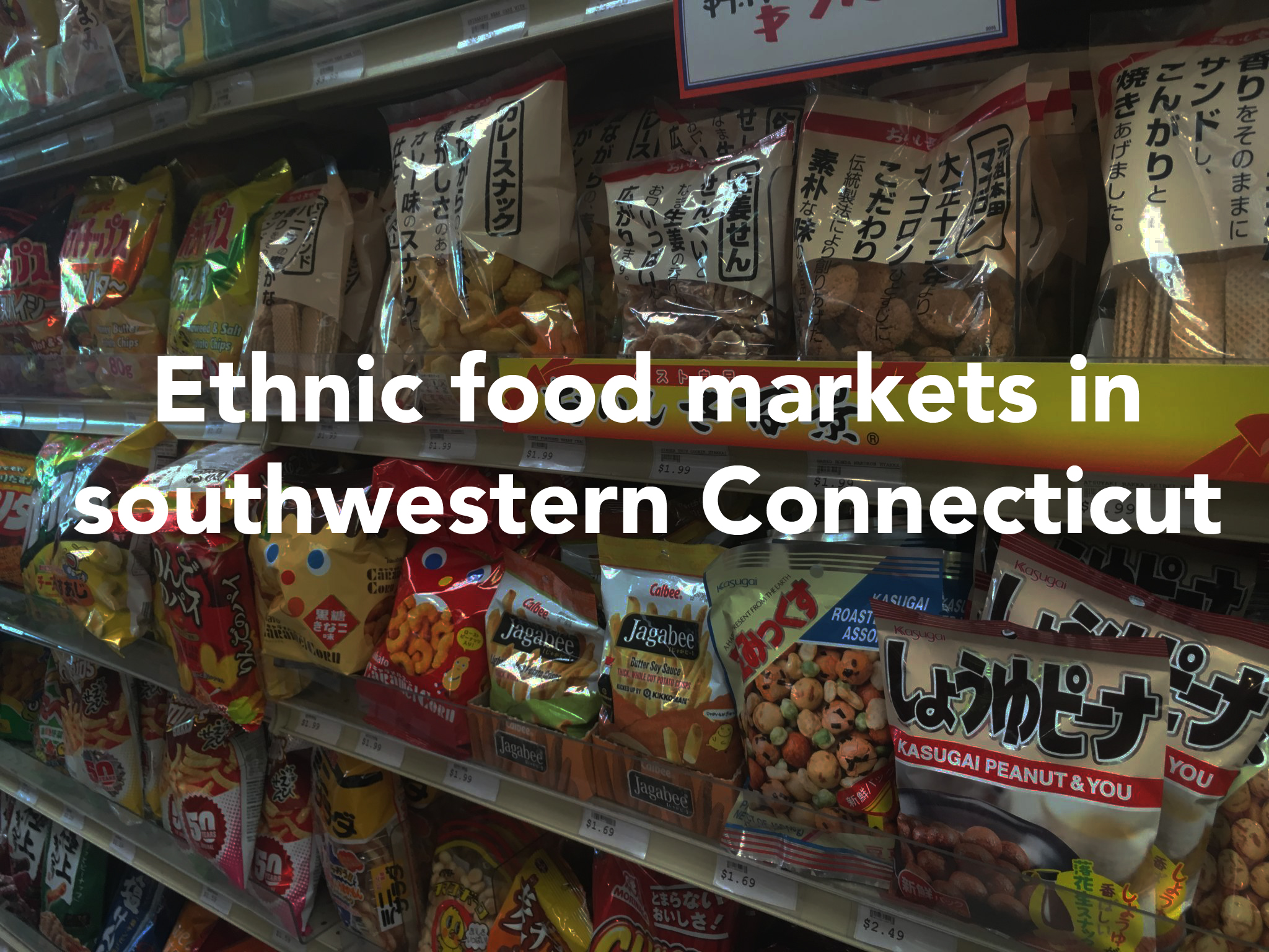 Ethnic Cuisine Book Ethnic Food Markets Celebrate Diversity In Southwestern