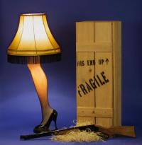 can someone help me with this leg lamp fark ...