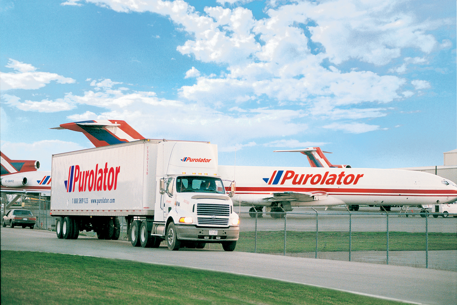 Purolator Call Center Purolator Usa Offers Options To Help Businesses Manage