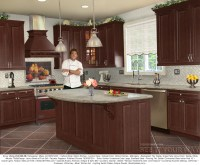 in the Behr Paint Color Gallery. sample kitchen designs ...