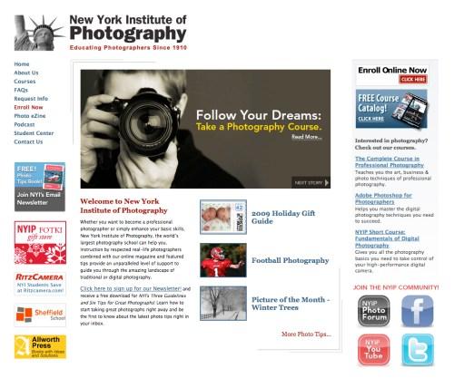 Medium Of New York Institute Of Photography