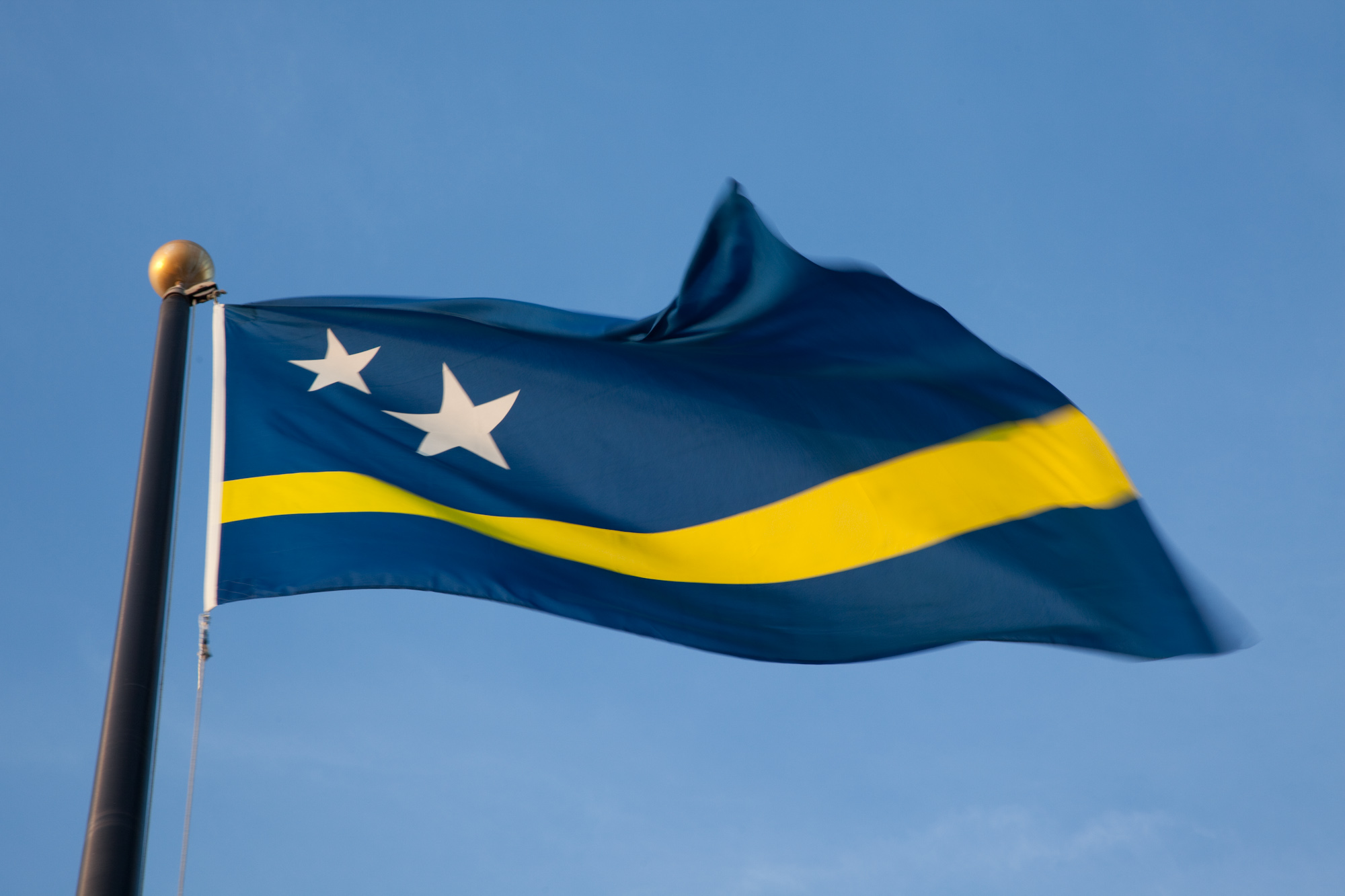 Vlag Curacao Curaçao Becomes A Country On 10 10 10