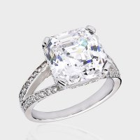 High Quality Cubic Zirconia Wedding Rings - staruptalent.com