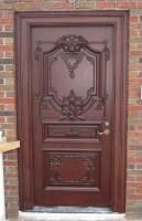 Wooden Carving Main Doors