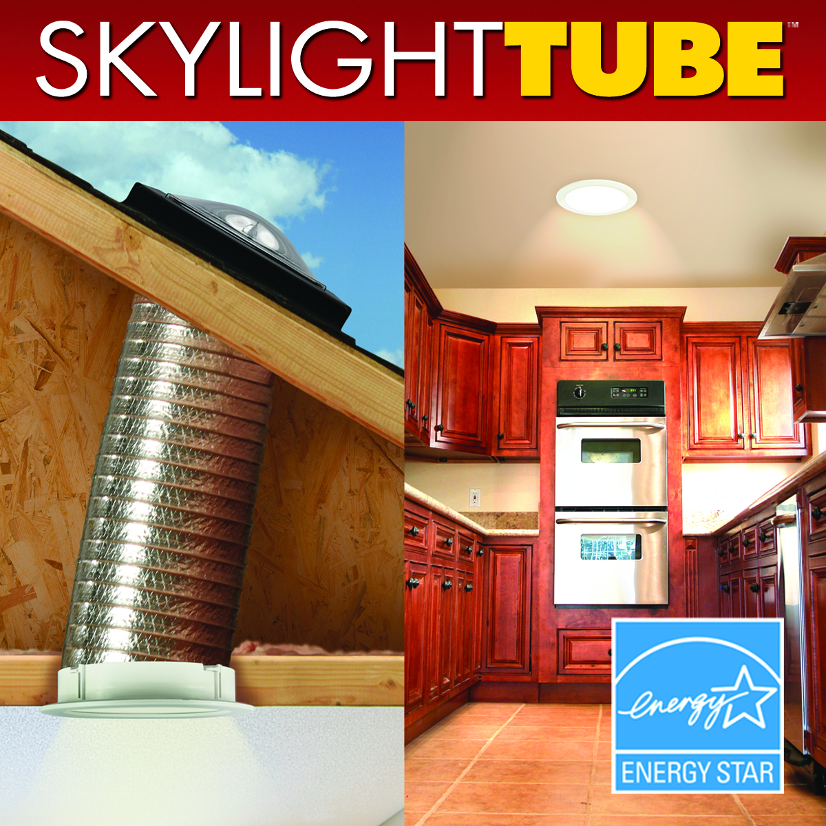Skylight Tube U S Sunlight S Solar Attic Fan And Skylight Tube Stronger Than
