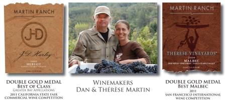 Martin Ranch Pinot Noir