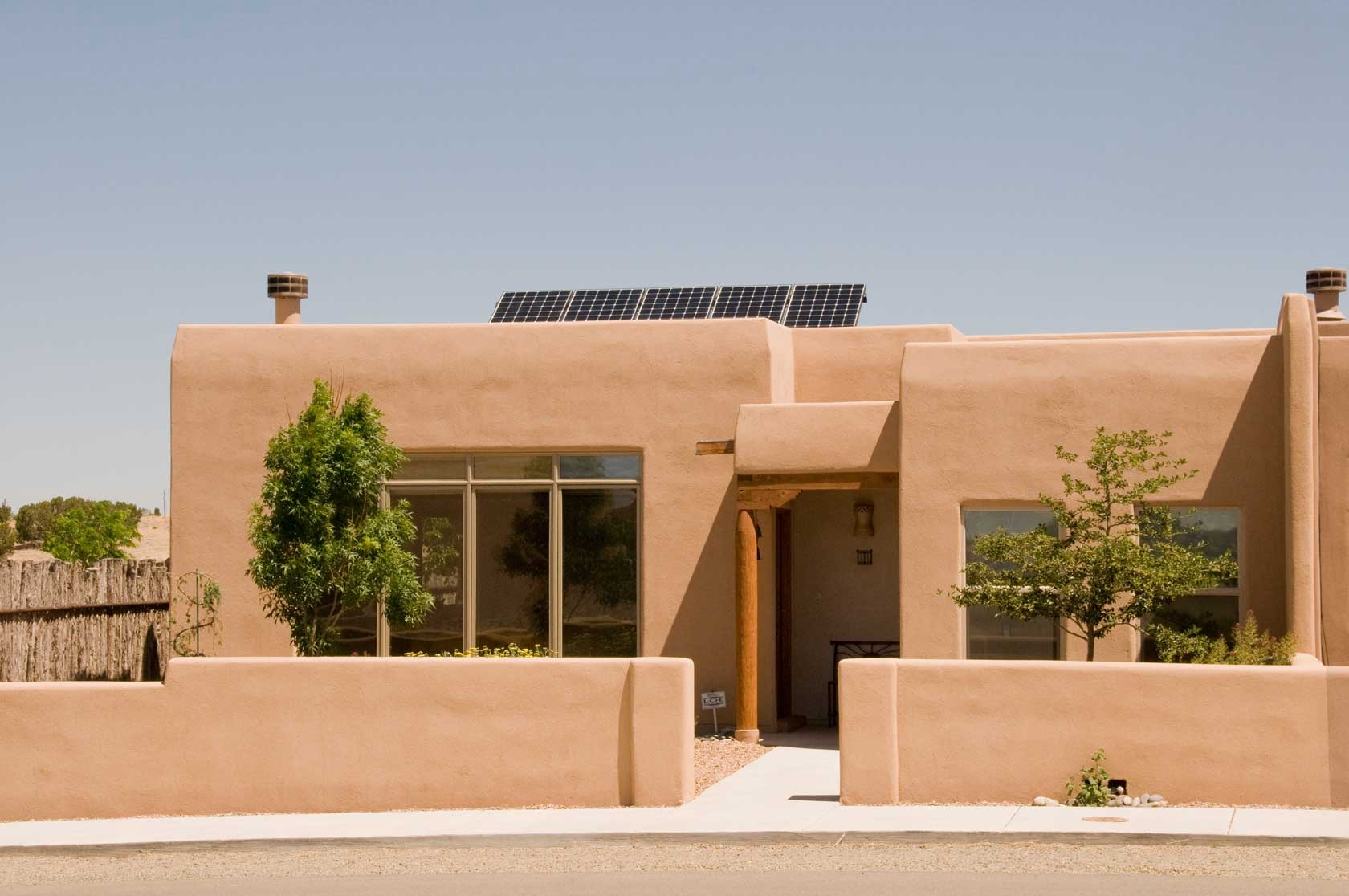 Adobe Home Design Natural Homes And Logic Real Estate Of Santa Fe New Mexico