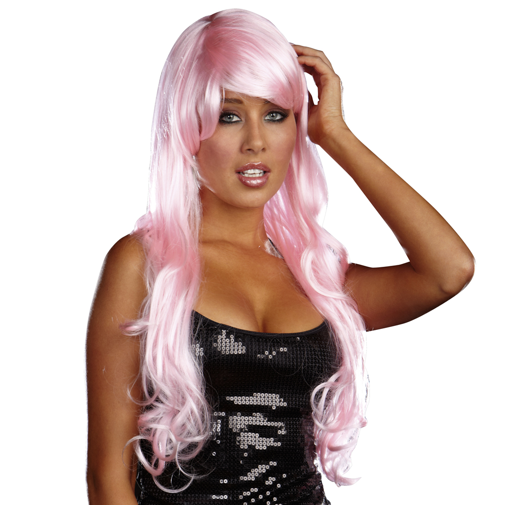 halloween costumes pink wig ideas wigs by unique saveenlarge
