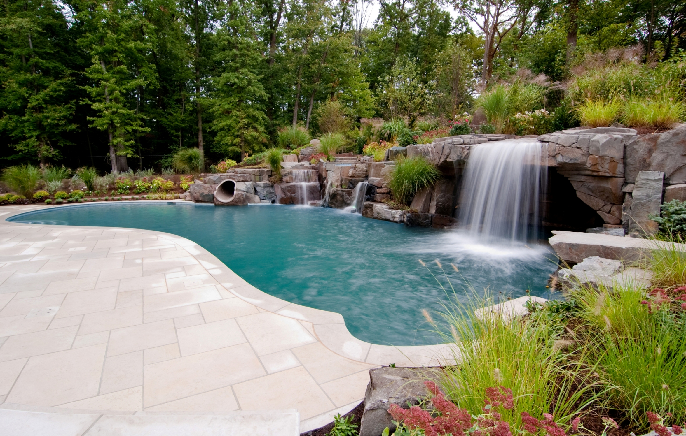 Piscinas Rusticas New Jersey Inground Pool Company Earns International Award