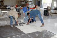 Epoxy Flooring: Recycled Glass Epoxy Flooring