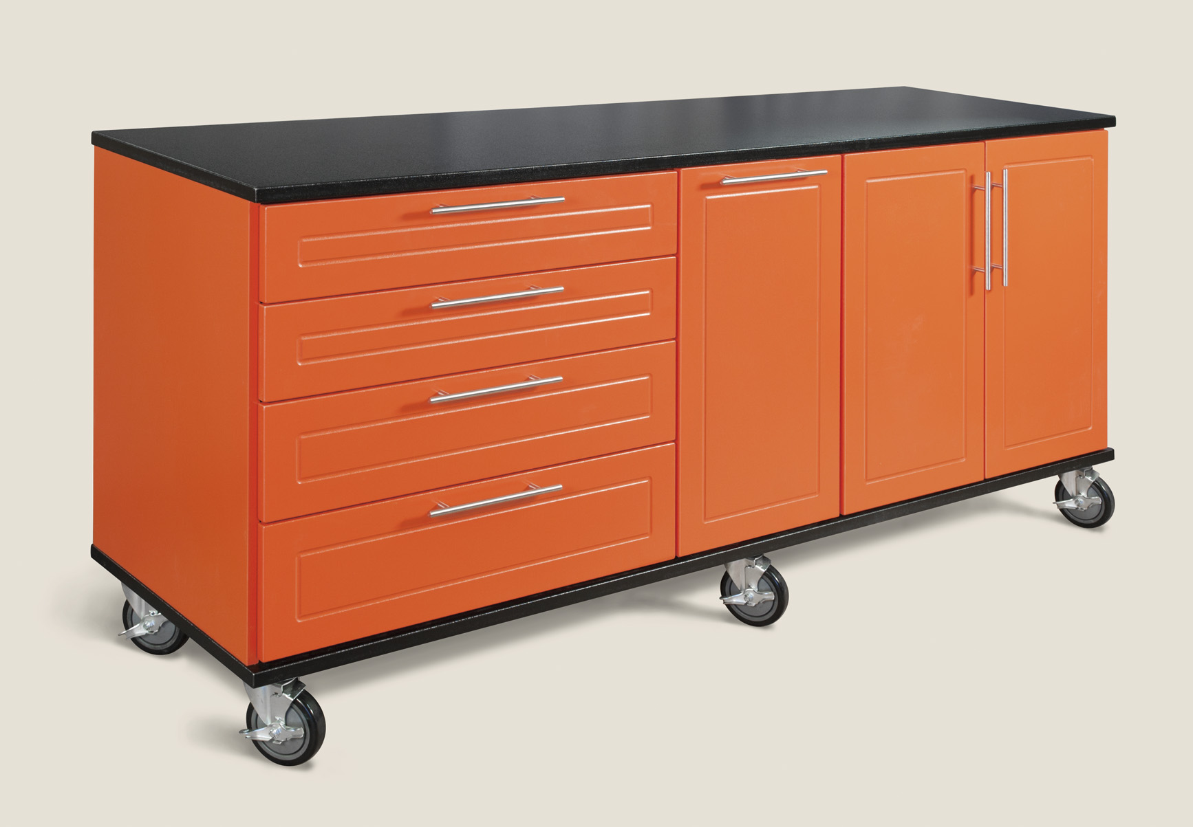 Garage Workbench And Storage Redline Garagegears Win A Garage Workbench Contest In