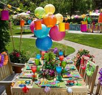 Party City Serves Up Chic Luau Party Ideas for a ...