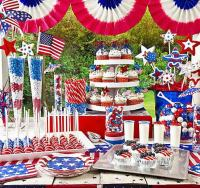 Party City Serves Up Patriotic Party Ideas for a Rocking ...