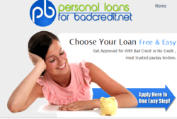 Bad Credit Personal Loans With No Credit Check - The Future of Lending in the U.S?