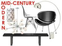 Euro Style Lighting Names Mid-Century Modern the Design ...