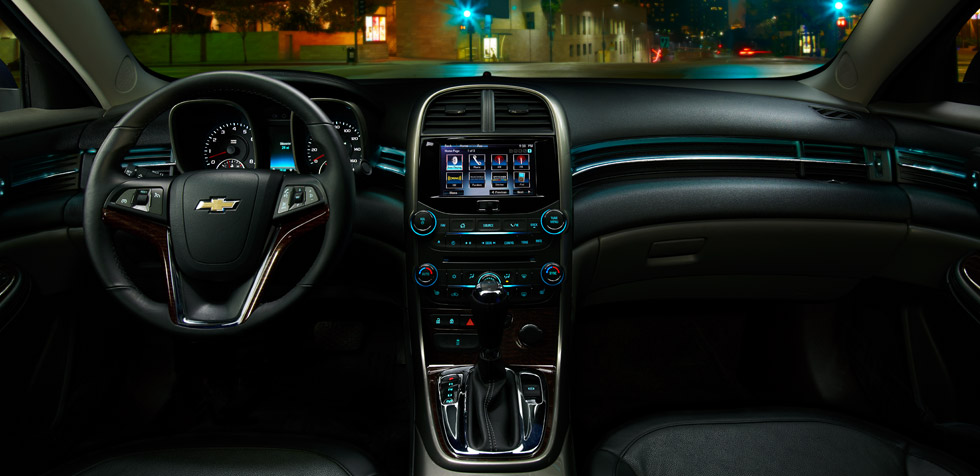 All-New 2013 Chevy Malibu Make Waves in Midsize Segment with 29