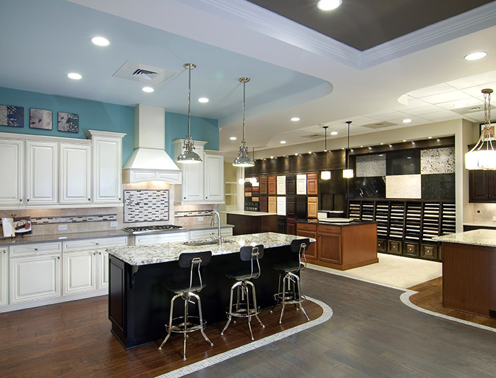 Shea Homes in Charlotte Wins Silver Award for New Design Studio - shea homes design studio