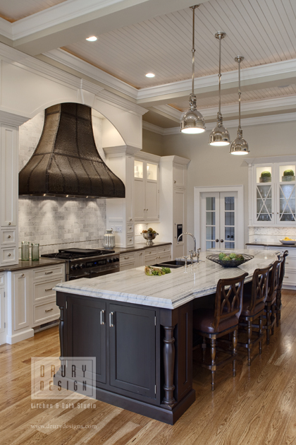 Kitchen Island Trends Top 50 American Kitchen Design Trends Award Goes To Drury