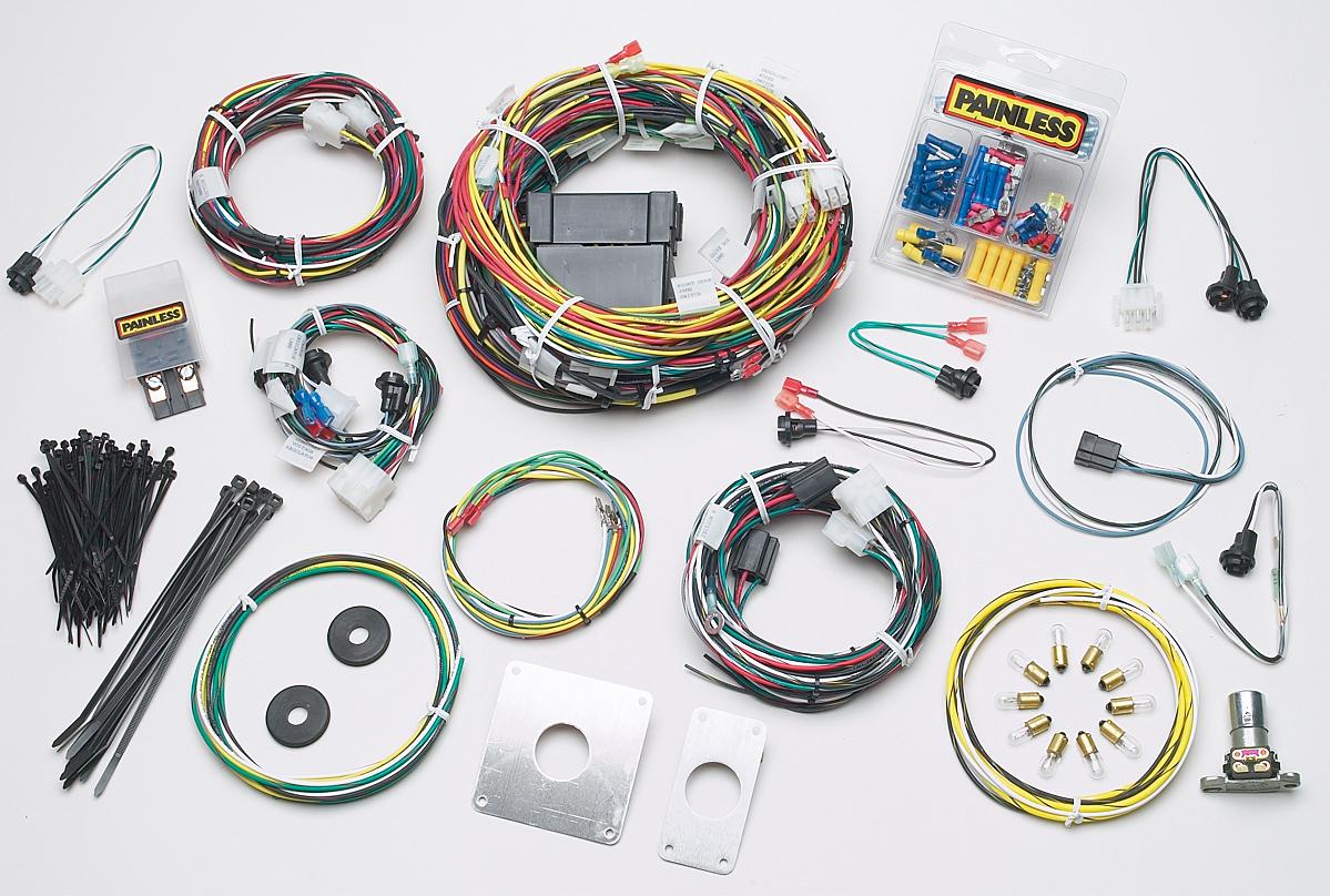 painless wiring harness 1966 potiac