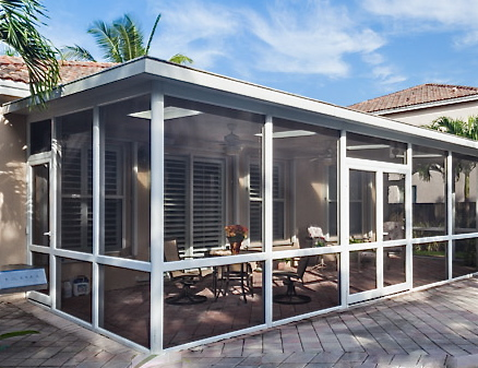 Miami Screen Enclosures Can Function As Year Round Space