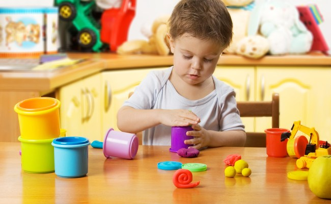 Choosing Toys And Games Prevent Sedentary Behaviour In New