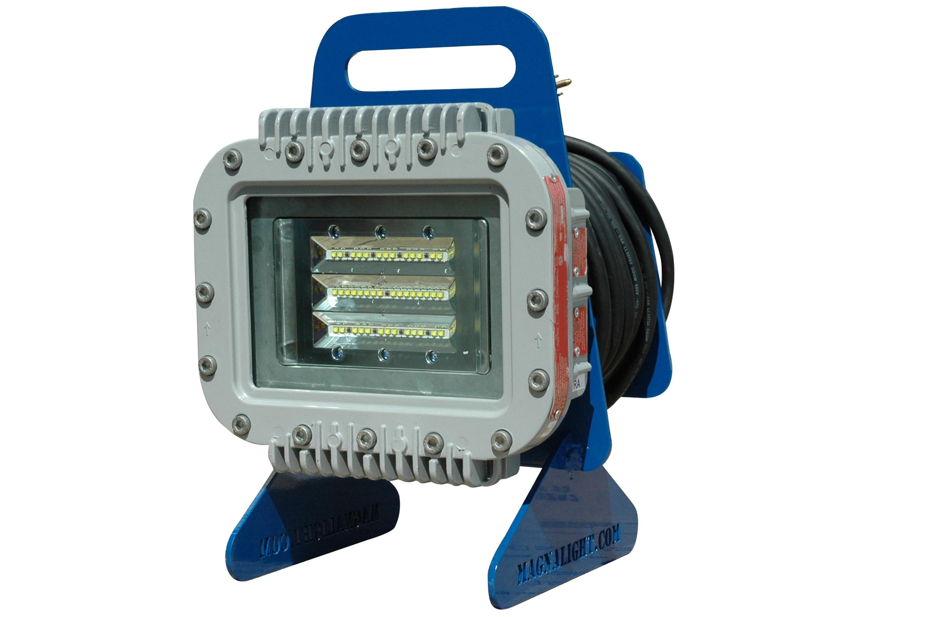Portable Lights Larson Electronics Releases Portable Explosion Proof